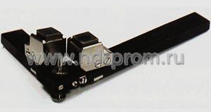 Устройство для УЗК перекрытий сварных швов УП-1